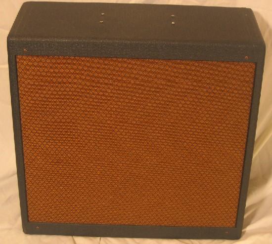 Regis's 4x10 Guitar Cabinet