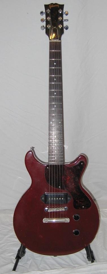Regis S Gibson Les Paul Junior