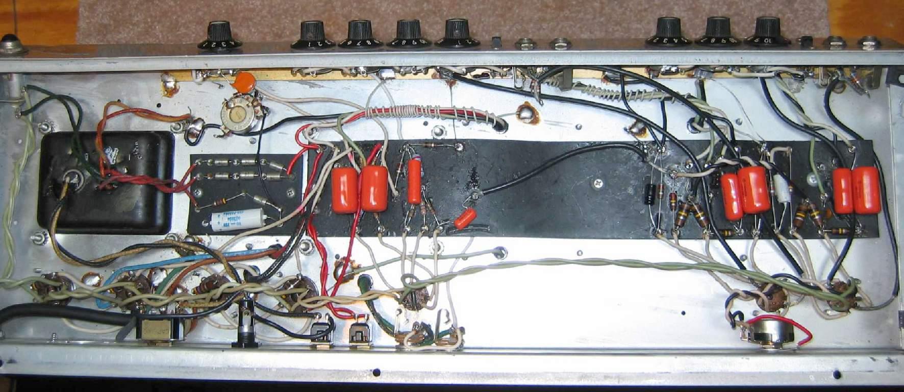 Regis's Fender Bassman 100