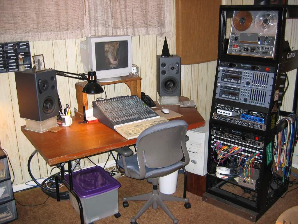 Wiring a professional recording studio recording studio electrical elsavadorla - Home studio ...